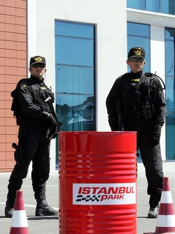 Special police security