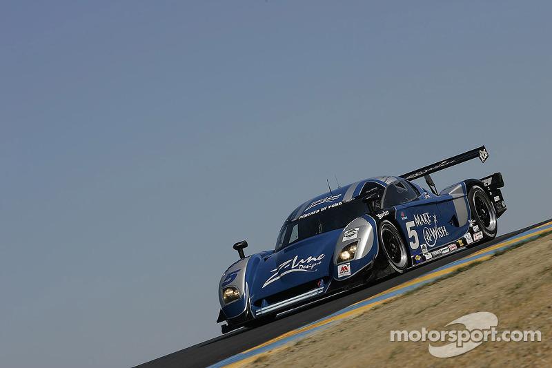 #5 Essex/ Finlay Motorsports Ford Crawford: Rob Finlay, Michael Valiante