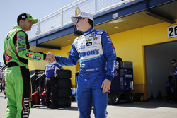 David Ragan und Brett Moffitt