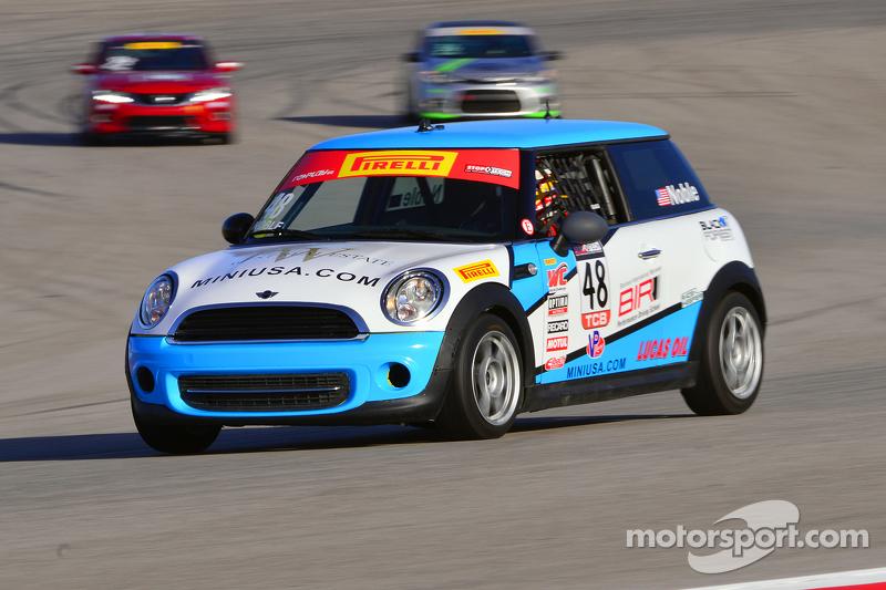 #48 Shea Racing MINI Cooper: Tom Noble
