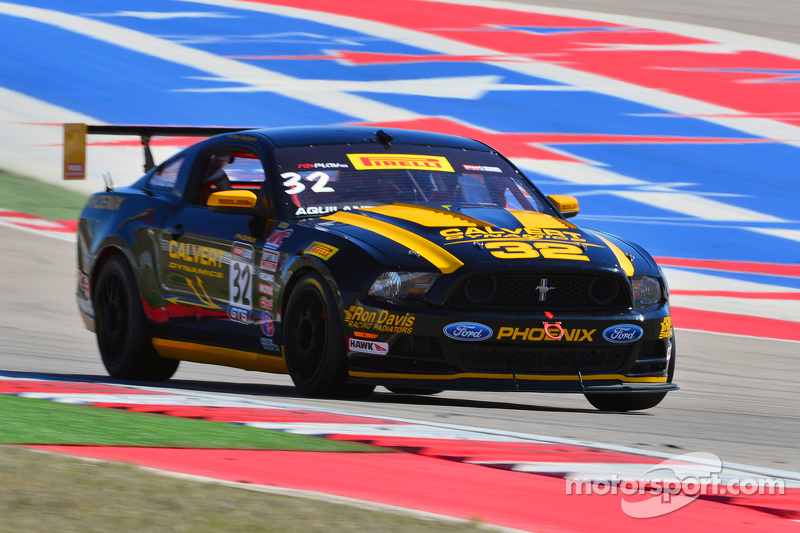 #32 Phoenix American Performance, Ford Mustang V6: Andrew Aquilante