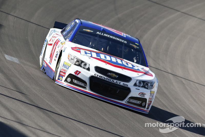AJ Allmendinger, JTG Daugherty Racing Chevrolet
