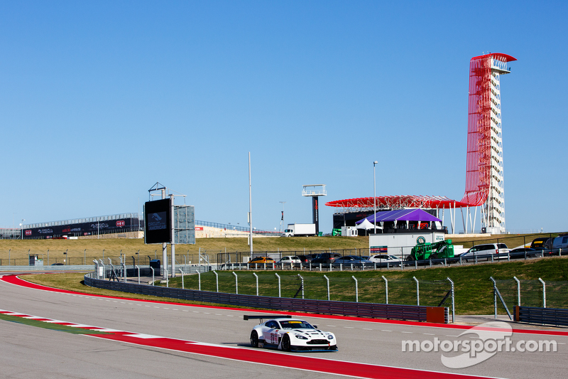 #28 LG Motorsports, Aston Martin GT3 V12: Lou Gigliotti