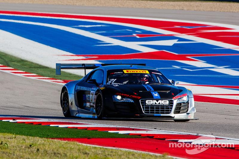 #21 GMG Racing Audi R8 LMS Ultra: Madison Snow