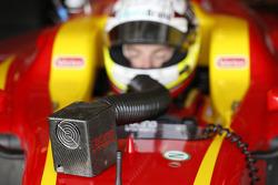 مروحة تبرد جوردان كينغ، مهندس السباق