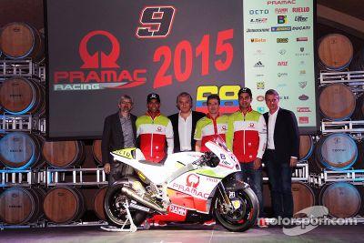 Pramac Racing launch