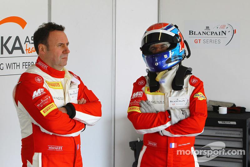 Christophe Bourret та Jean-Philippe Belloc