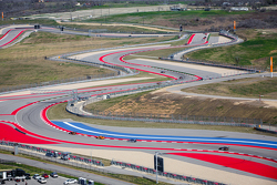 Circuit of the Americas tower view