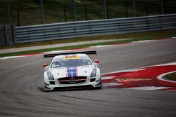 #10 DragonSpeed Mercedes-Benz AMG SLS GT3: Henrik Hedman
