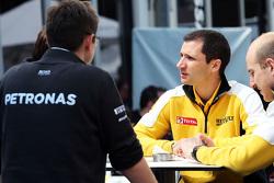 Remi Taffin, Renault Sport F1, Leiter Rennbetrieb