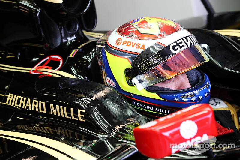 帕斯托·马尔多纳多, 路特斯 F1 E23