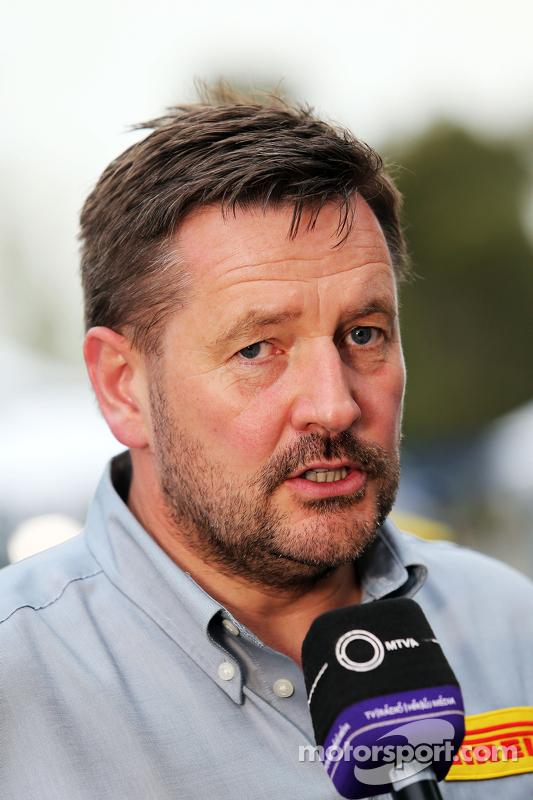 Paul Hembery, Pirelli Motorsport Director