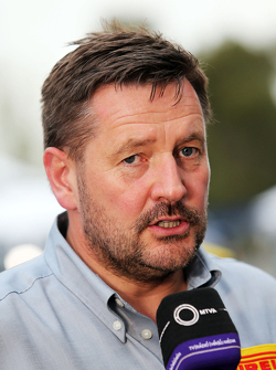 Paul Hembery, Pirelli Motorsport Director