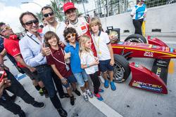 Нельсон Пике мл., China Racing с Эмерсоном Фиттипальди