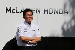 ياسوهيسا آراي، مُدير رياضة السيارات في هوندا