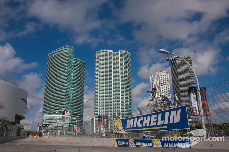 Sirkuit jalan raya Miami