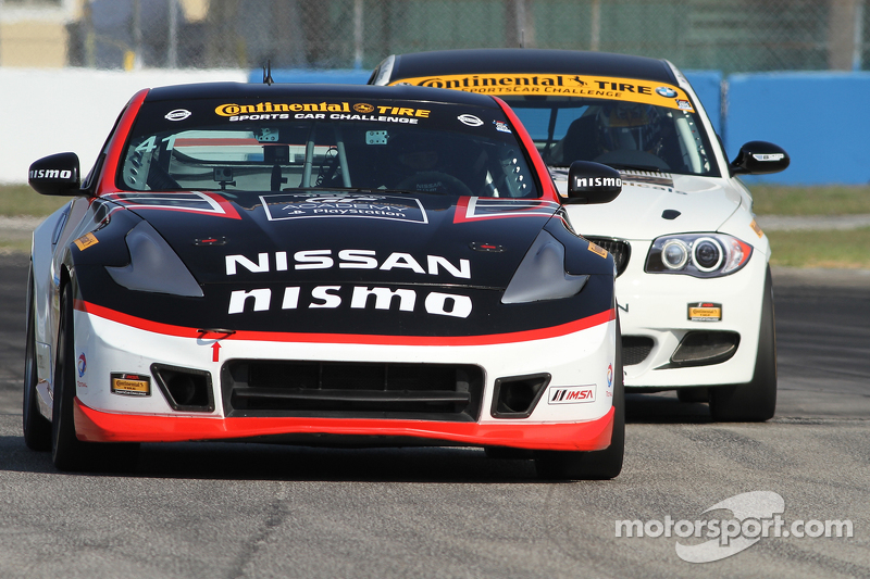 #41 Doran Racing Nissan 370Z: Bryan Heitkotter, Nick McMillen