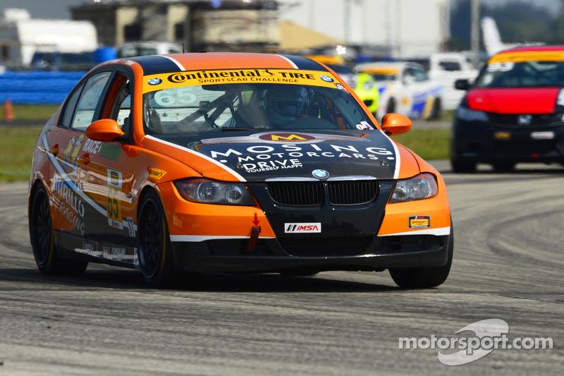#65 Murillo Racing,宝马328i: Tim Probert, Brent Mosing