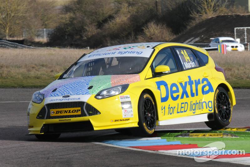 Alex Martin, Dextra Racing