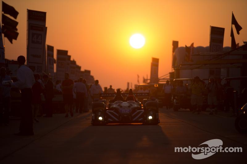 #52 PR1 Mathiasen Motorsports Oreca FLM09: Майк Гуаш, Ендрю Палмер, Том Кімбер-Сміт