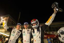 GTLM-Klassensieger: Ryan Briscoe, Jan Magnussen, Antonio Garcia, Corvette Racing