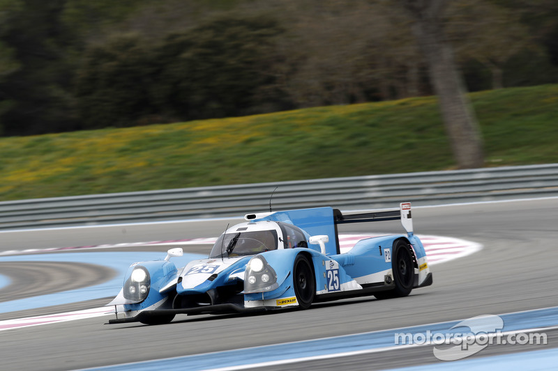 #25 Algarve Pro Racing, Ligier JS P2: Nicky Catsburg
