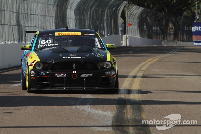 #60 Capaldi Racing Ford Boss 302: Jack Roush Jr.