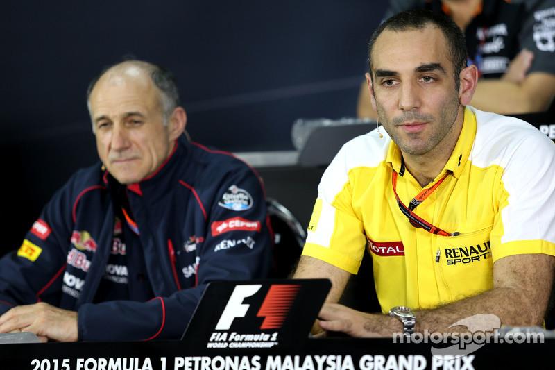 Cyril Abiteboul, Renault Sport F1
