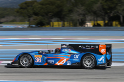 #36 Signatech, Alpine A450B Nissan: Paul-Loup Chatin, Nelson Panciatici, Vincent Capillaire