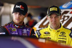 Denny Hamlin, Joe Gibbs Racing 丰田, Matt Kenseth, Joe Gibbs Racing 丰田