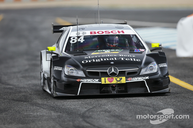 Christian Vietoris, Mercedes AMG DTM-Team, HWA DTM, Mercedes AMG C-Coupé