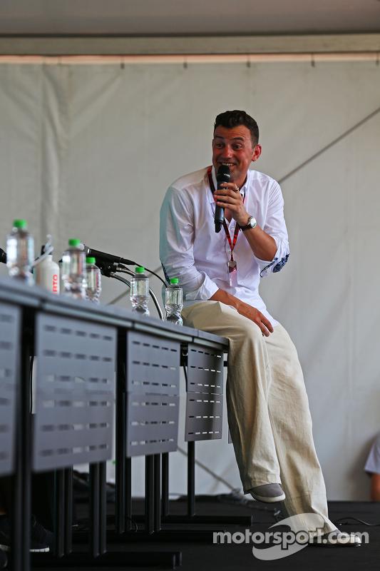 Will Buxton, Presenter TV NBS Sports Network