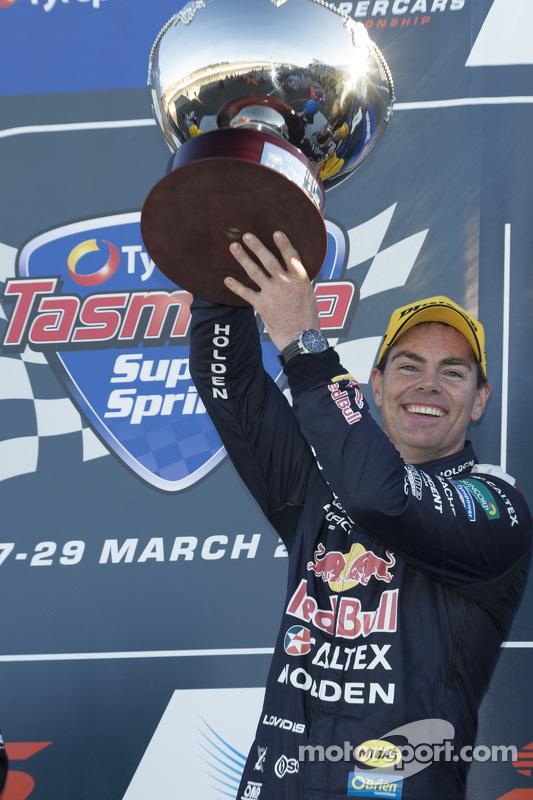 Pemenang balapan, Craig Lowndes, Triple Eight Race Engineering Holden