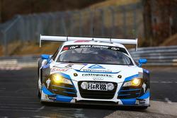 #5 Phoenix Racing, Audi R8 LMS: Markus Winkelhock, Christian Mamerow