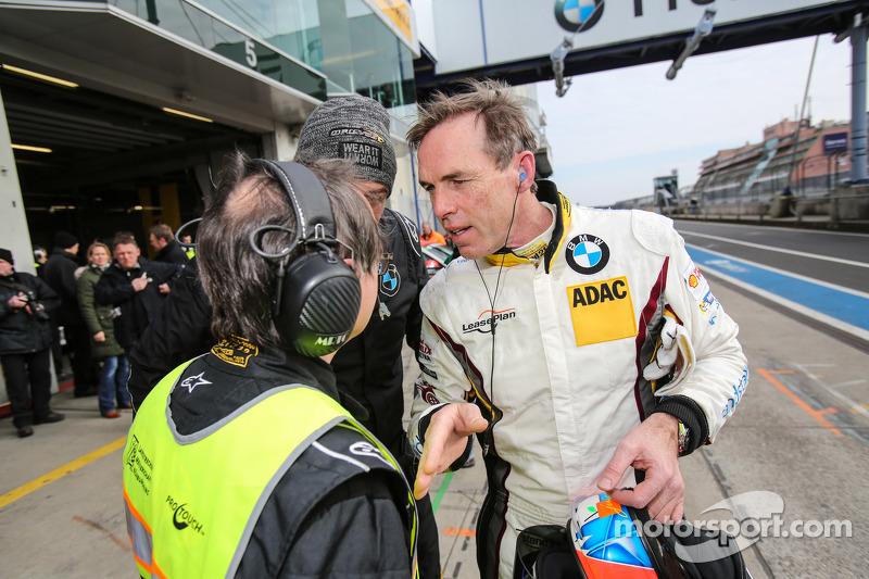 Dirk Adorf, BMW Sports Trophy Team Marc VDS