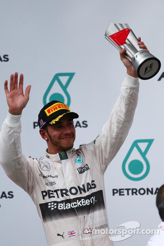 Segundo Lugar Lewis Hamilton, Mercedes AMG F1