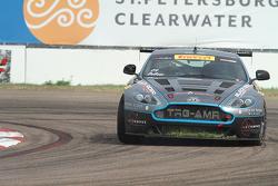 #09 TRG-AMR阿斯顿·马丁 Vantage GT4: Derek DeBoer