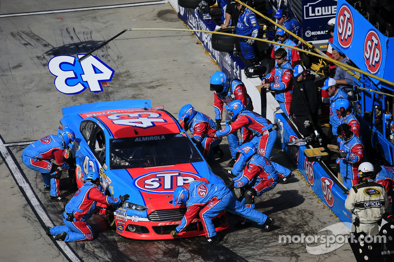 STP & Richard Petty/Ford