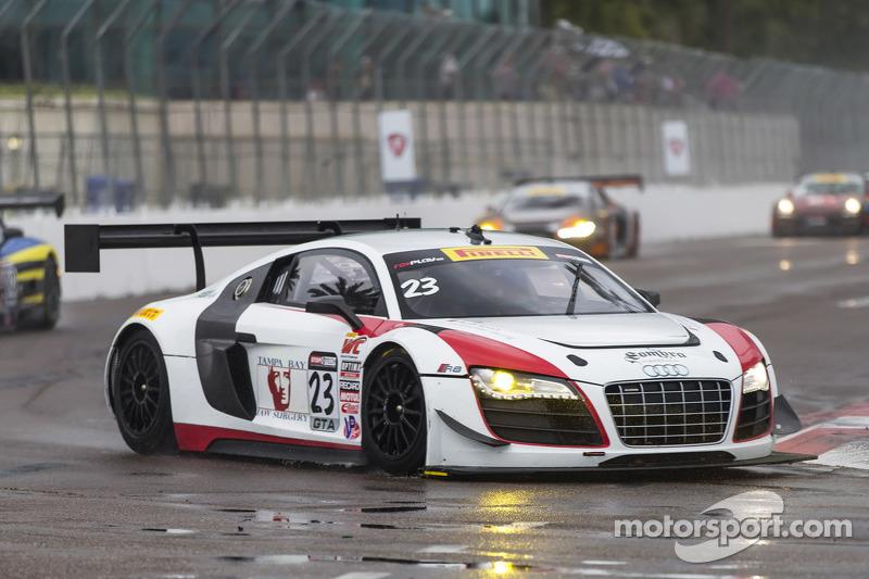 #23 M1 Racing, Audi R8 LMS Ultra: Guy Cosmo
