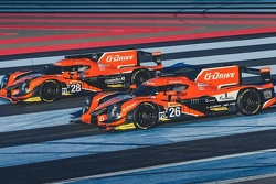 Ligier JS P2 команды G-Drive Racing