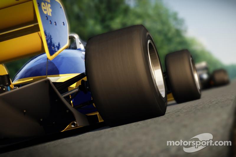 Tampilan permainan Assetto Corsa