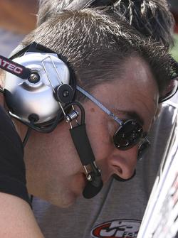 JP Racing team owner Gustavo Lema