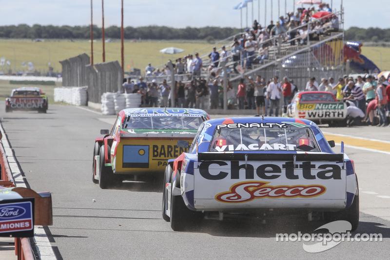 Mariano Altuna, Altuna Competicion Chevrolet Matias Rodriguez, UR Racing Dodge