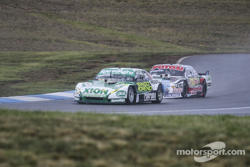 Emiliano Spataro, UR Racing Dodge, Martin Serrano, Coiro Dole Racing Dodge