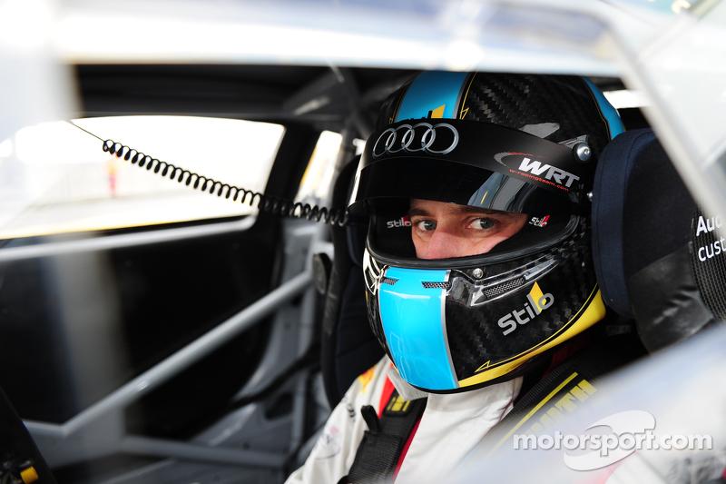 #4 Belgian Audi Club Team WRT Audi R8 LMS Ultra: James Nash