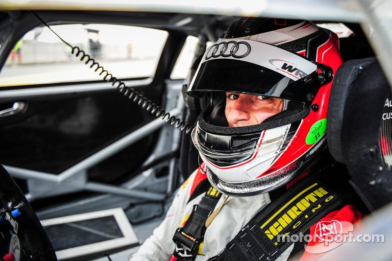 #3 Belgian Audi Club Team WRT Audi R8 LMS Ultra: Stephane Richelmi