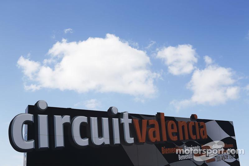 Circuito Valencia signo