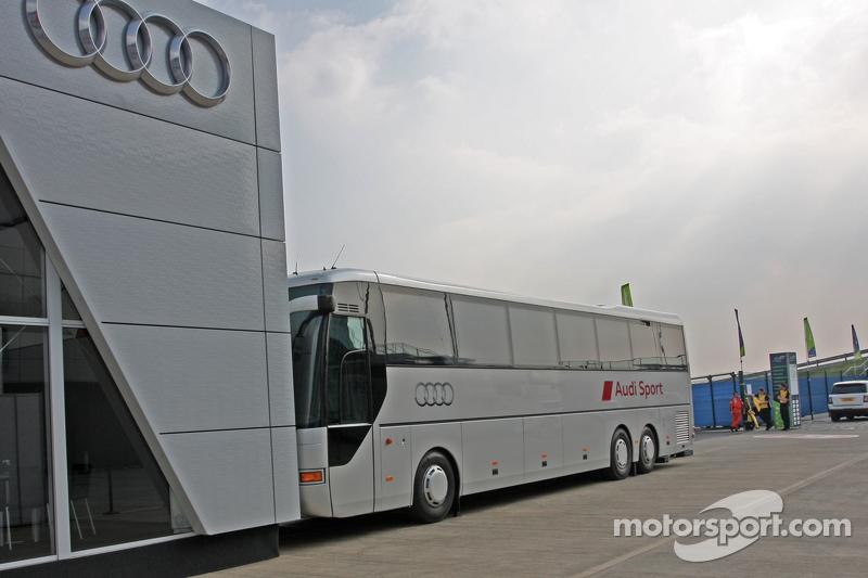 Audi-Motorhome