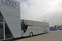 Le motorhome Audi