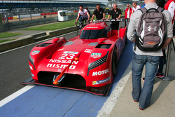 Nissan LMP1-Auto